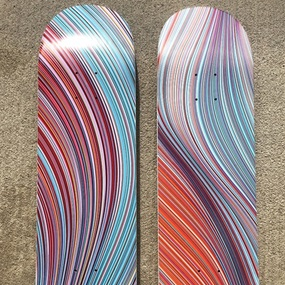 Upward Turn & In The Drift (Skateboard Set) by Kai & Sunny