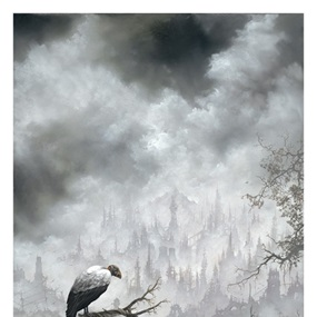 King Vulture (First Edition) by Brian Mashburn