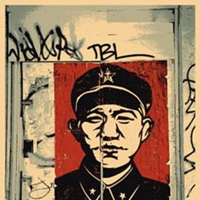 Chinese San Francisco by Shepard Fairey