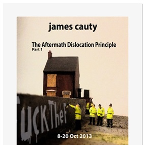 ADP Promo Preview Print 11 - Fuck The Fucking Fuckers by James Cauty