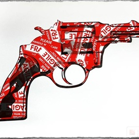 Fragile by Mr Brainwash
