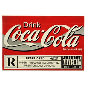 The Coke - Rated R (First Edition) by Denial