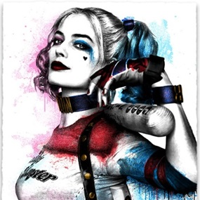 Harley by Mr Brainwash