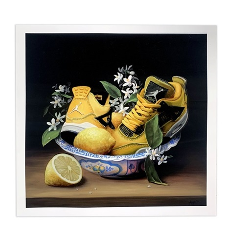 Lemon Bowl  by Kathy Ager