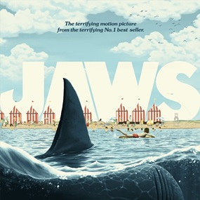 Jaws by Florey