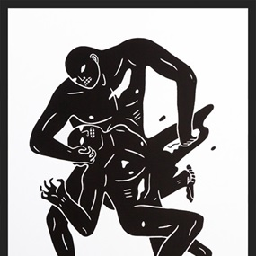 Eye For Eye (First Edition) by Cleon Peterson