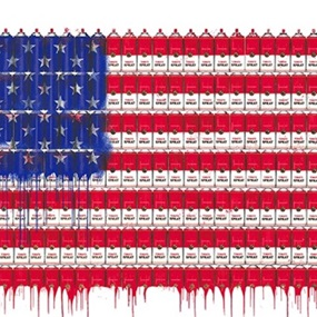 Ameri-CAN Dream by Mr Brainwash