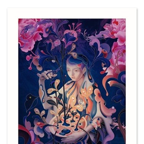 The Editor (Night Mode) by James Jean