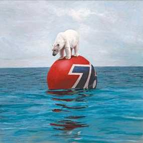 Drift (Timed Edition) by Josh Keyes