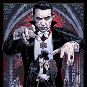 Dracula by Chris Weston
