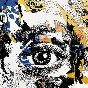 Visual Agnosia 02 by Vhils