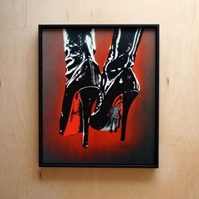 Vandal Vs Louboutin by Nick Walker