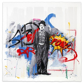 Gold Rush by Mr Brainwash