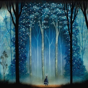 Cathedral Of The Forest Deep by Andy Kehoe