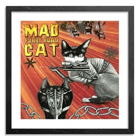 Mad Cat: Furry Road by Mary Williams