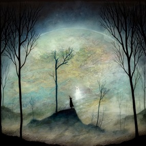 At The Edge Of An Unknown World by Andy Kehoe