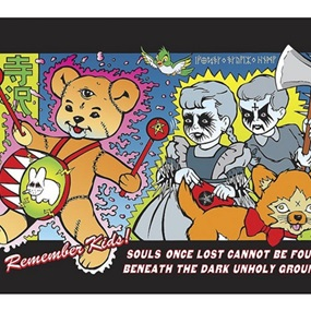 Souls Once Lost by Frank Kozik