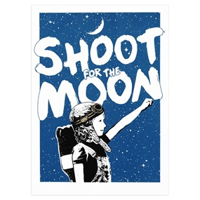 Shoot For The Moon (Main Edition) by Nme