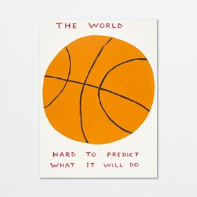 The World by David Shrigley