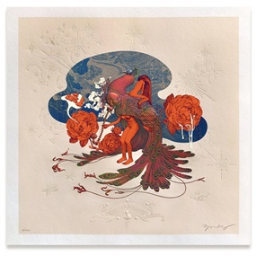 Max Pipe (Timed Edition) by James Jean
