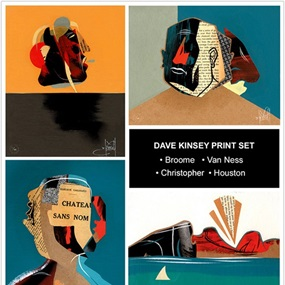 Print Set by Dave Kinsey