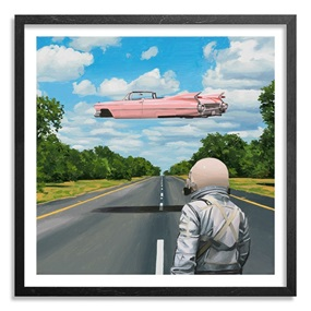 Pink Cadillac by Scott Listfield