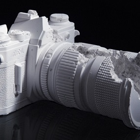 Future Relic 02 : Camera by Daniel Arsham