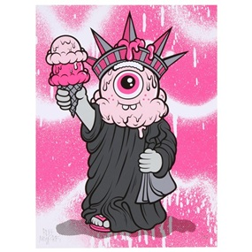 Liberty (First Edition) by Buffmonster