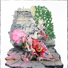 Nepal (Untitled) (First Edition) by Mr Brainwash