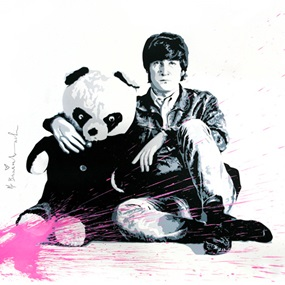 All You Need Is Love by Mr Brainwash