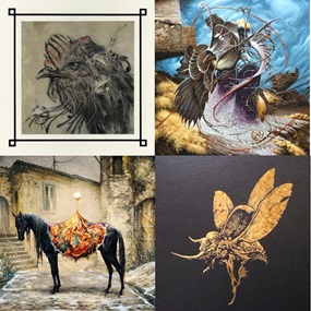 The Gilded Age Portfolio by Aaron Horkey | Esao Andrews | João Ruas