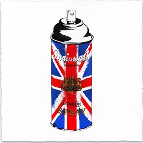 UK Can by Mr Brainwash