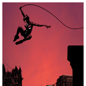 Catwoman #43 by Jock