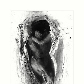A Small Print Of What I Think Love Looks Like by Antony Micallef
