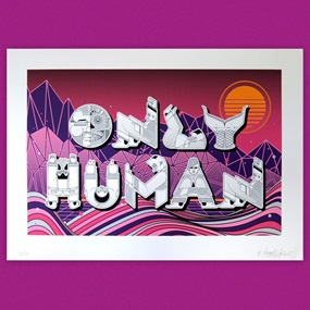 Only Human (First Edition) by How & Nosm