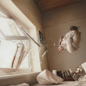 A Perfect Vacuum by Jeremy Geddes