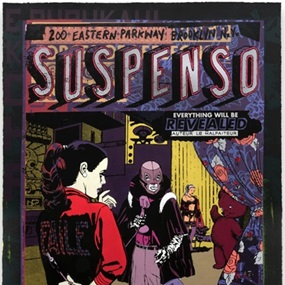 Suspenso / Elegant Danger (First Edition) by Faile