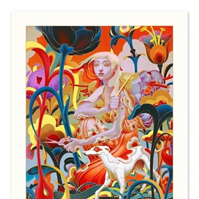 Forager (Timed Edition) by James Jean