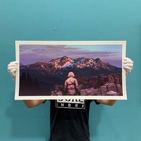 Purple Mountains by Scott Listfield