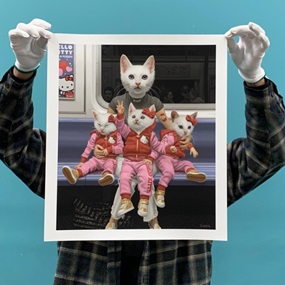 Hello Kitties (Timed Edition) by Matthew Grabelsky
