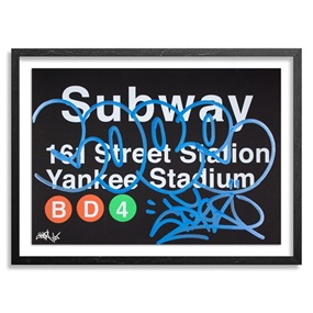 N161 Street Station / Yankee Stadium (Blue Variant) by Cope2