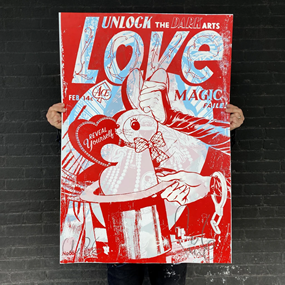 Love Magic (First Edition) by Faile