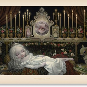 Awakening The Moon by Mark Ryden