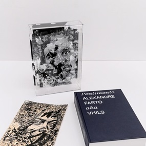 Pentimento (Special Edition) by Vhils