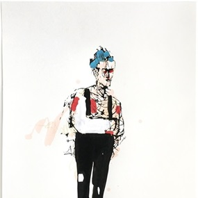 Broke Arm Punk by Anthony Lister