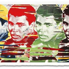 The Greatest by Mr Brainwash