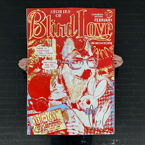 Blind Love by Faile